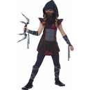 California Costumes Fearless Ninja Girl's Child Costume