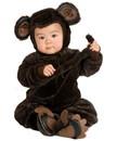 Charades CHR-81071-C Plush Monkey Baby Costume