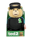 Commonwealth Toys Ted 2 Talking Ted In Scuba Outfit 16 Inch Plush Teddy Bear - Explicit