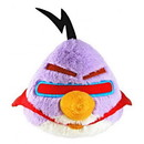 Commonwealth Toys CMN-ABPRP16-C Angry Birds Purple Space Bird 16