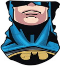 DC Comics Batman Neck Gaiter, One Size