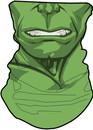 Marvel The Hulk Neck Gaiter, One Size