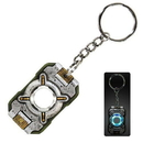 A Crowded Coop Halo 4 Cortana Replica Chip Light Up Keychain
