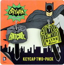 A Crowded Coop CRC-BML101-C Batman Classic TV Series Keycap 2-Pack