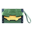 A Crowded Coop CRC-HL120-C Halo Master Chief Clutch Bag