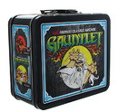 A Crowded Coop CRC-MDWO471-C Midway Classic Arcade Tin Lunch Box, Gauntlet