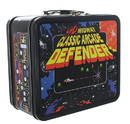 A Crowded Coop CRC-MDWO482-C Midway Classic Arcade Tin Lunch Box, Defender