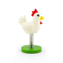 A Crowded Coop Crowded Coop Legend of Zelda Springz Chicken Dashboard Accessory