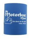 A Crowded Coop Foam Can Koozie - Motorboat Motel