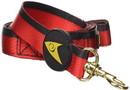 A Crowded Coop Star Trek Starfleet Red Uniform 6ft. Dog Leash