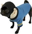 A Crowded Coop Star Trek Spock Dog Costume Hoodie, XX-Large