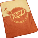 A Crowded Coop Team Fortress 2 RED Team Plush Blanket