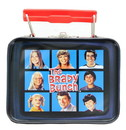 A Crowded Coop Retro TV Teeny Tin Lunch Box, 1 Random Design