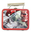 A Crowded Coop Attack on Titan Teeny Tin Lunch Box, 1 Random Design