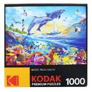 Cra-Z-Art CZA-8700ZZAN-C Playful Summer Dolphins 1000 Piece Kodak Premium Jigsaw Puzzle