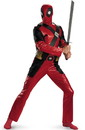 Marvel Universe Marvel Deadpool Adult Costume