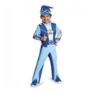 Disguise DGC-5668L Nickelodeon's LazyTown Sportacus Deluxe Toddler Costume