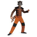 Disguise Guardians Of The Galaxy Marvel Classic Rocket Raccoon Child Costume