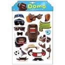Dark Horse Comics Domo Dress Up Magnet Set