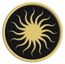 Dark Horse Comics Dragon Age II Embroidered Faction Patch: Chantry
