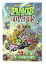 Plants vs. Zombies Timepocalypse Dark Horse Hardcover Comic Book