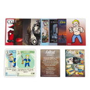 Dynamite Entertainment Fallout Trading Cards Series 2 Foil Pack - 10 Cards