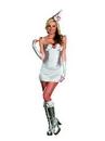 Dreamgirl Wizard Of Oz Sexy Tin Woman Adult Costume
