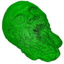 Diamond Select DST-10155-C The Walking Dead Plastic Gelatin Mold