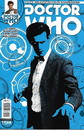 Diamond Select Eagle Moss Doctor Who The Eleventh Doctor #14 Comic Book (Photo Subscription Variant Cover)