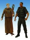 Diamond Select Stargate Sg1 Season 10 Daniel & Tealc Figure 2 Pack
