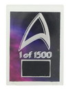 Diamond Select Diamond Select Star Trek Deep Space 9 Worf Uniform 1 of 1500 Trading Card