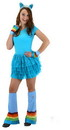 Elope My Little Pony Rainbow Dash Adult Costume Headband
