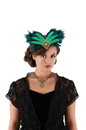 Elope Oz The Great Deluxe Evanora Costume Headband Adult One Size