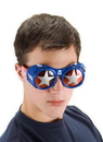 Elope Captain America Costume Goggles Adult One Size