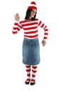 Elope Where's Waldo Wenda Costume Kit Adult