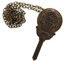 Elope ELP-543153-C Fantastic Beasts MACUSA Costume Pin Pendant with Chain