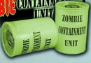 EMCE Toys EMC-01151-C Zombie Mini Figure in Glow Slime and Goo Drum
