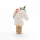 Enesco Magical Unicorn 3.5-Inch Stoneware Bottle Stopper