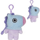 Gund ENS-6056120-C Line Friends BT21 4 Inch Plush Backpack Clip Mang