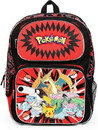 Fashion Accessory Bazaar FAB-85006-C Pokemon Character Group Red 16 Inch Backpack