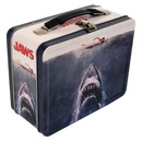 Factory Entertainment FCE-408517-C Jaws No Swimming Retro Metal Lunchbox