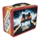 Factory Entertainment FCE-408519-C Back To The Future Retro Metal Lunchbox