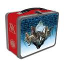 Jurassic World Raptors Retro Tin Lunchbox