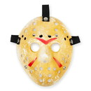Fourth Castle Friday the 13th Scary Costume- Jason Voorhees Mask Classic Version