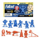 Fourth Castle Micromedia FCM-1407-C Fallout Nanoforce Series 1 Army Builder Figure Collection - Bagged Set 1