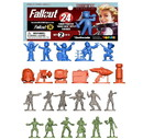 Fourth Castle Micromedia FCM-1408-C Fallout Nanoforce Series 1 Army Builder Figure Collection - Bagged Set 2