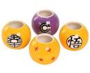 Funky People Dragon Ball Z Mini Molded Mug 4-Pack