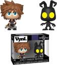 Funko Kingdom Hearts 3 Funko VYNL Figure Set Sora & Shadow Heartless