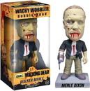 Funko The Walking Dead Wacky Wobbler Bobble Head Zombie Merle