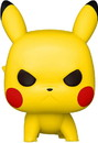 Funko FNK-55228-C Pokemon Funko POP Vinyl Figure | Pikachu (Attack Stance)